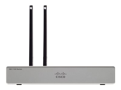 Cisco Integrated Services Router 1101 - router - desktop