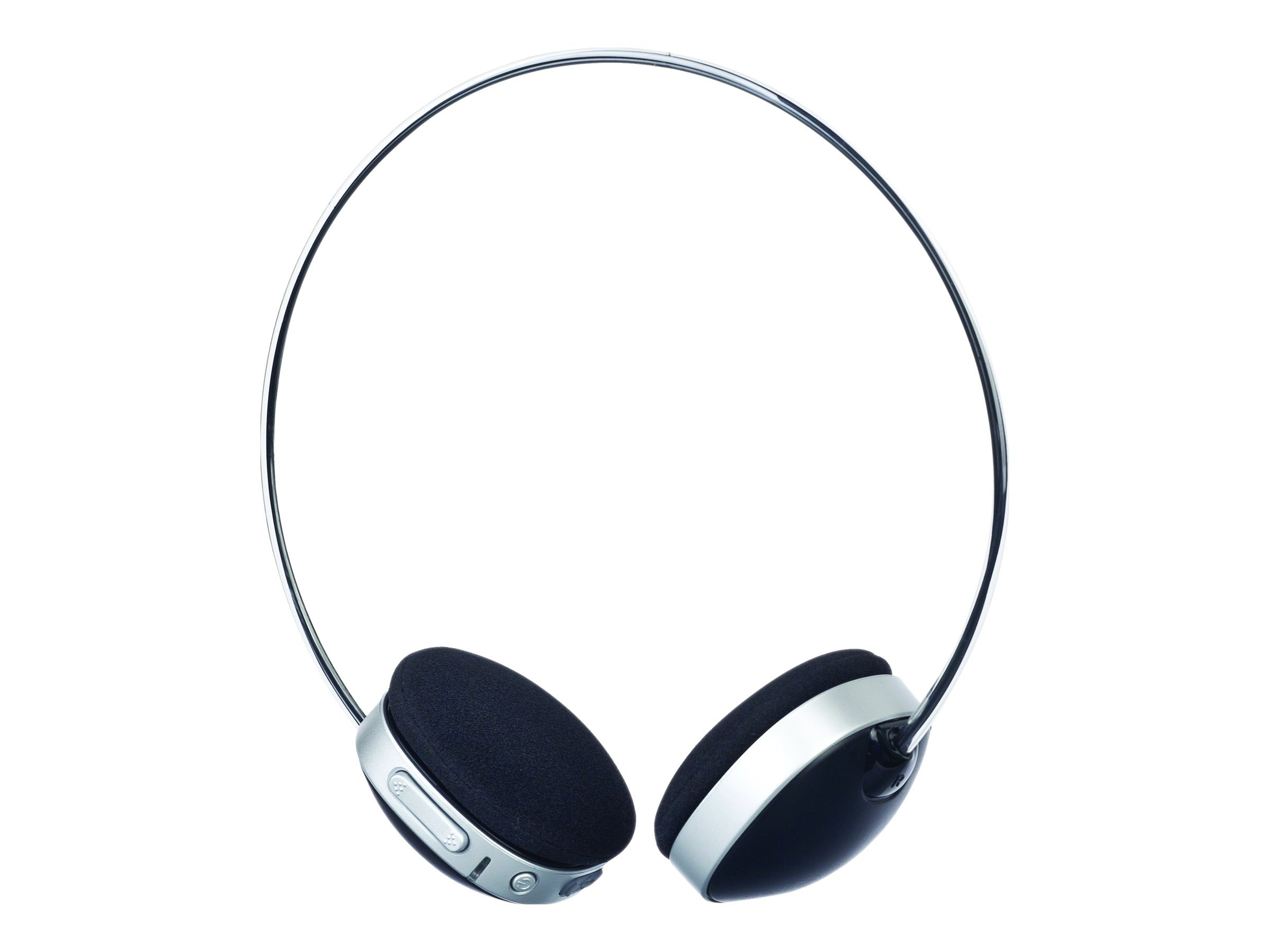 Gembird BHP-003B - Headset - On-Ear - drahtlos - Bluetooth - Schwarz