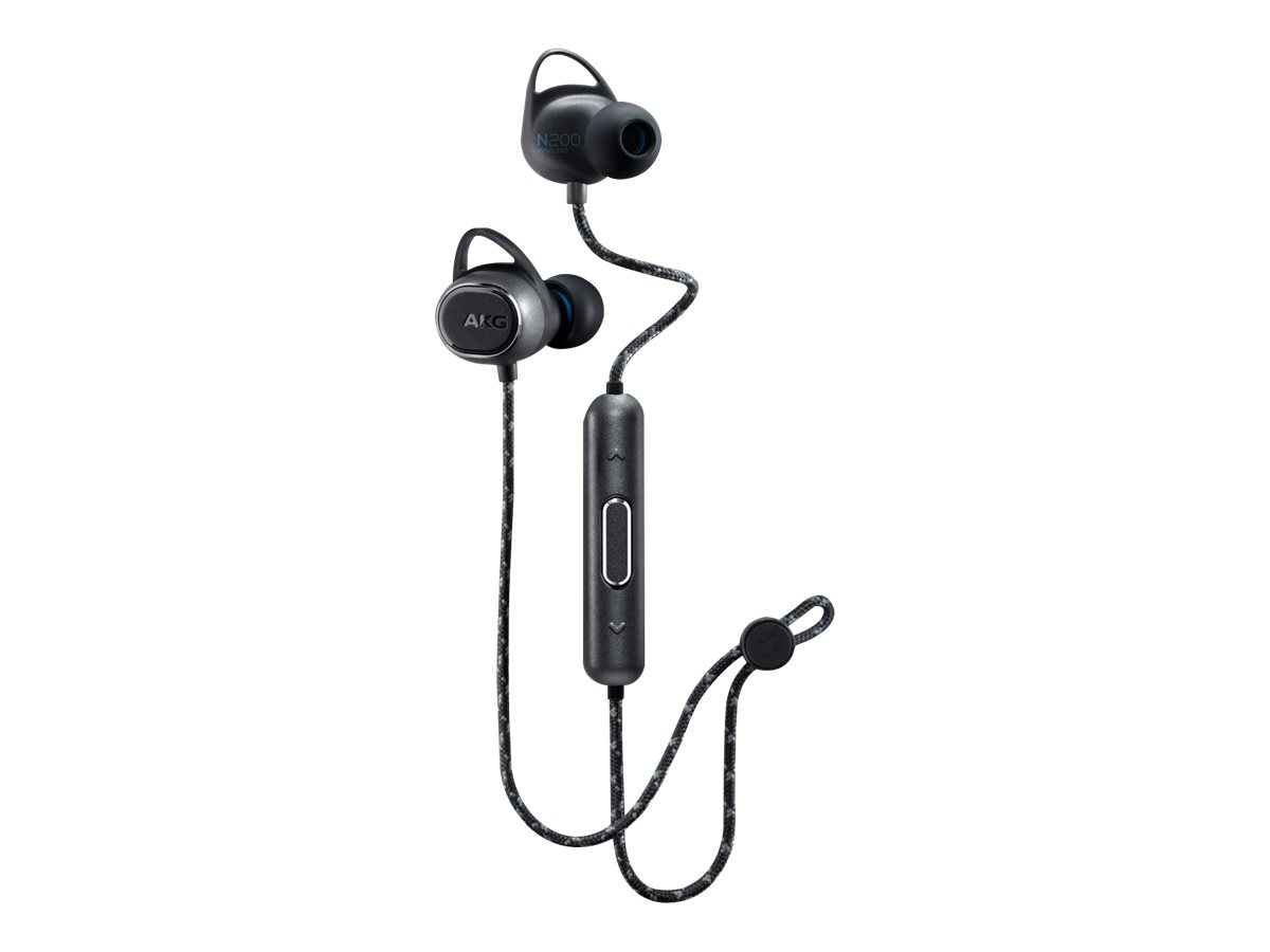 AKG N200 - earphones with mic