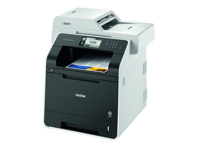 Finanzierung Multifunktionsger�te Brother DCP-L8450CDW Color-Laser All-in-One (3in1)