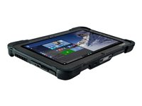 Zebra XSLATE B10 Rugged tablet Core i5 5350U / 1.8 GHz Win 10 Pro 64-bit 8 GB RAM