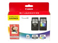 Canon PG-240XL/CL-241XL/GP-502 Combo Pack 2-pack XL