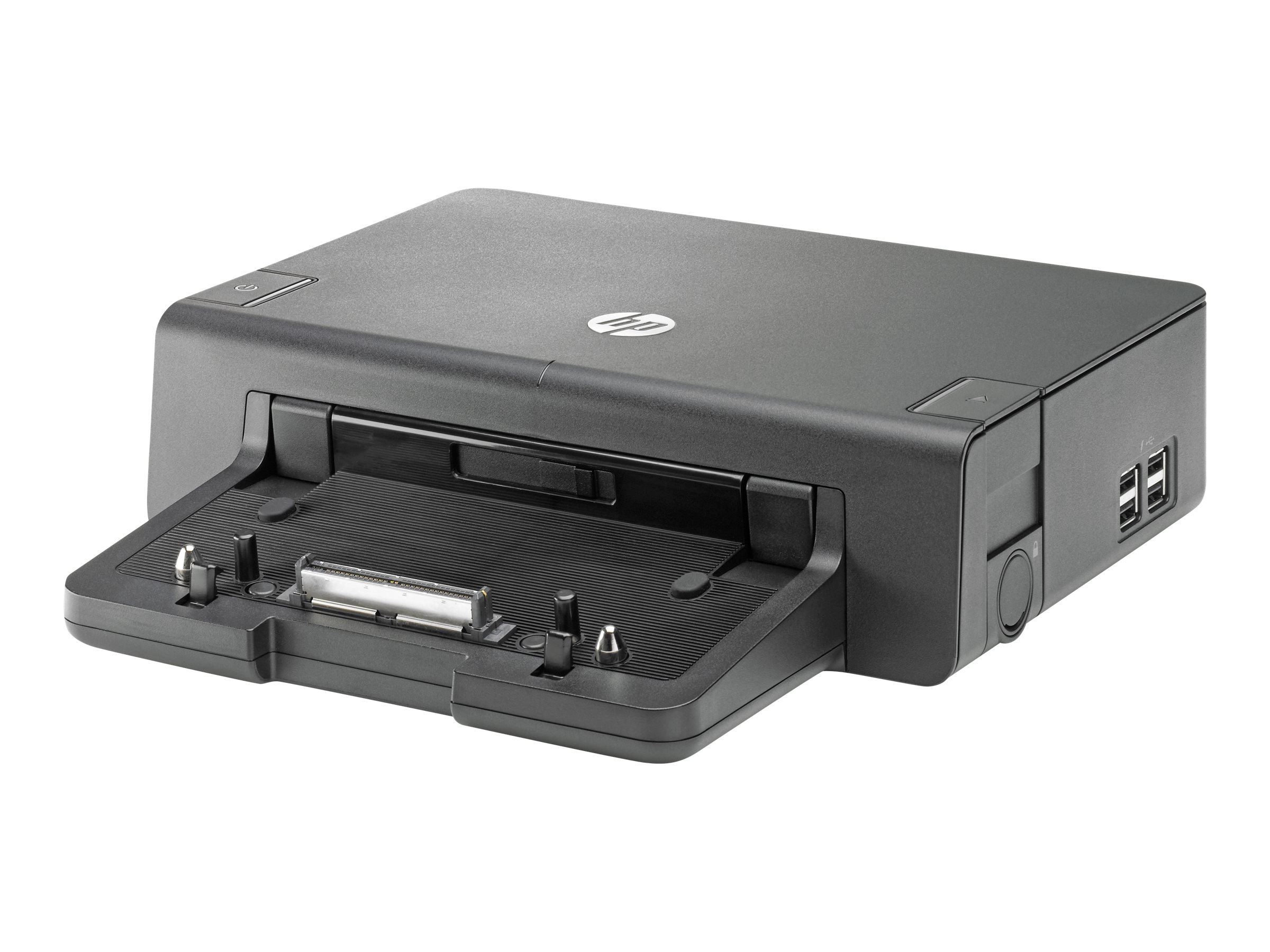 HP 2012 120W Advanced Docking Station - docking station