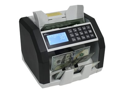 Royal Sovereign RBC-ED250 Banknote counter / sorter counterfeit detection automatic