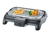 Barbecue electrique 8511 Right-angle Product shot