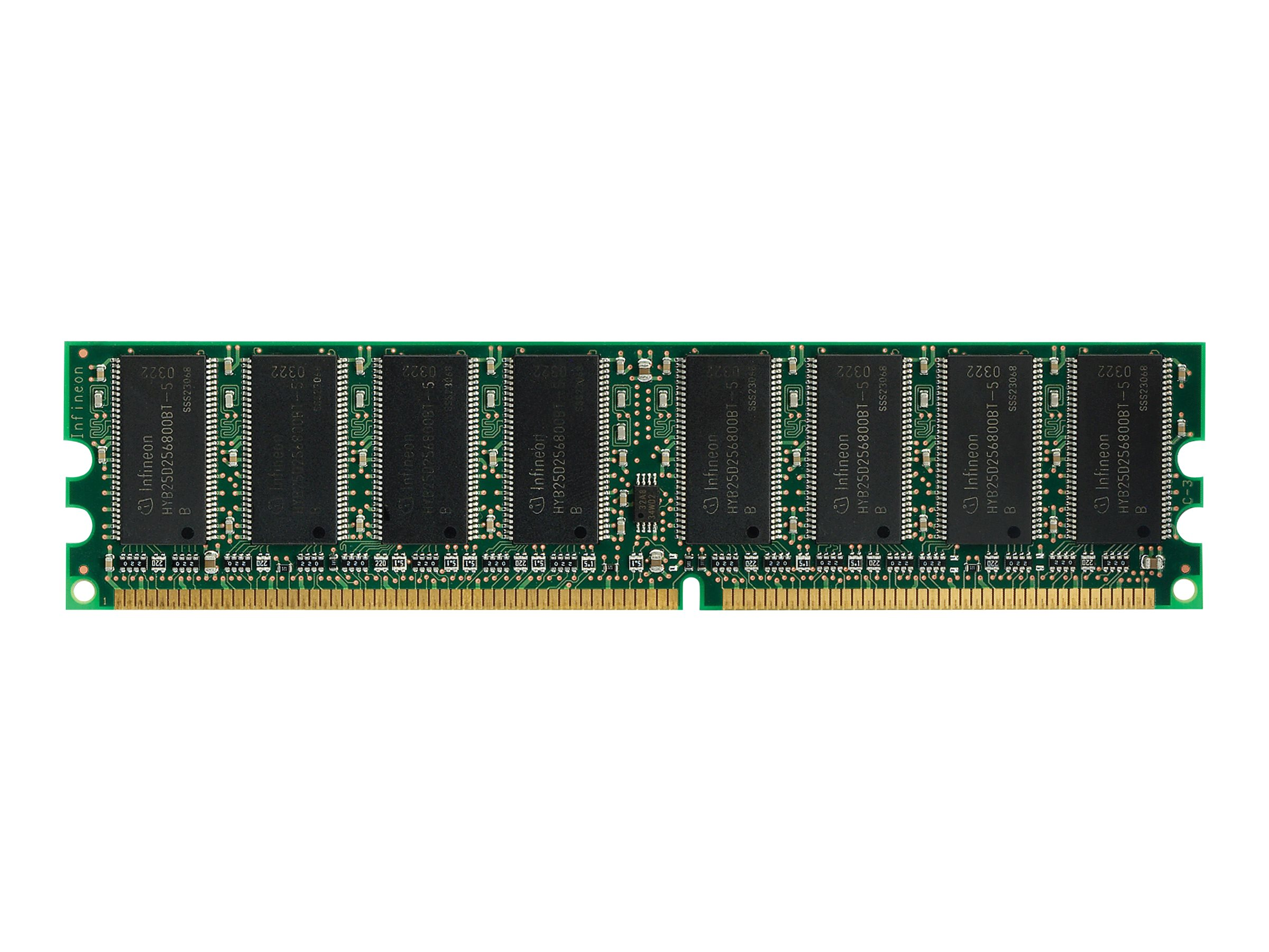 HP - DDR2 - module - 256 MB - SO-DIMM 144-pin - unbuffered