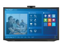 """InFocus Mondopad Launch INF55ML01 - All-in-one - 1 x Core i5 7200U - RAM 8 GB - SSD 256 GB - HD Graphics 620 - GigE - WLAN: 802.11a/b/g/n - Win 10 Pro 64-bit / Android 5.0 - monitor: LED 55"""" 3840 x 2160 (Ultra HD 4K) touchscreen"""