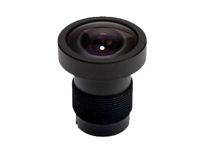 AXIS CCTV lens M12 mount 2 mm