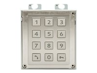 2N Keypad nickel