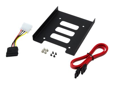 LogiLink Mounting Bracket for 2,5 HDD/SSD in 3.5