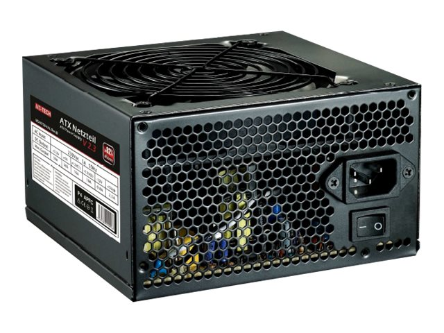 MS-Tech Value Edition MS-N750-VAL Rev.B - Stromversorgung (intern) - ATX12V 2.3 - Wechselstrom 230 V - 750 Watt - aktive PFC