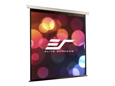 Elite Screens VMAX2 Series VMAX92XWV2 Projection screen ceiling mountable, wall mountable