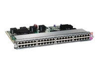 Cisco Catalyst 4000 WS-X4748-RJ45V+E
