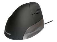 Evoluent VerticalMouse VMS Standart - Mouse - right-handed - optical - 3 buttons - wired - USB