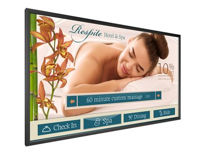 Planar PS5074KT 50INCH Class LED display digital signage with touchscreen (multi touch)