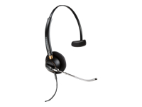 Plantronics EncorePro HW510V - Headset - on-ear - wired