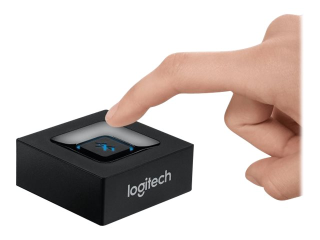 Logitech Bluetooth Audio Adapter - Kabelloser Bluetooth-Audioempfänger