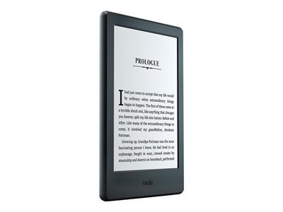 Kindle - eBook reader - 4 GB - 6""