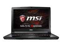 MSI GS43VR Phantom Pro-210 Core i7 7700HQ / 2.8 GHz Win 10 Pro 32 GB RAM