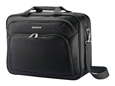 Samsonite Xenon 3.0 Two Gusset Toploader Notebook carrying case black