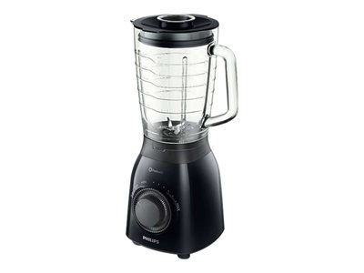 Philips Viva Collection Blender Sort/grå