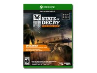 State of Decay Year-One Survival Edition. Day One Edition