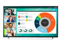 "HP LD5512 Conferencing Display - Classe 55"" (55"" visualisable) écran DEL"