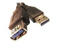 Professional Cable USB extension cable USB Type A (F) to USB Type A (M) USB 3.0 10 ft