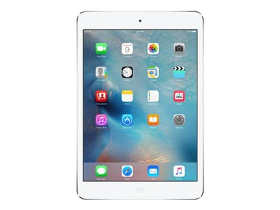Apple iPad mini 2 Tablet 16 GB 7.9INCH IPS (2048 x 1536) white refurbished