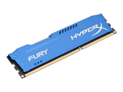 HyperX FURY - DDR3 - 4 GB - DIMM 240-PIN