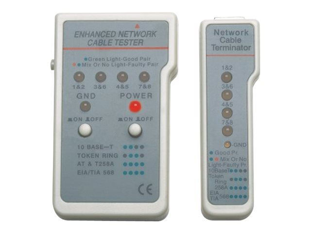 Intellinet Multifunction Cable Tester - Netzwerktester