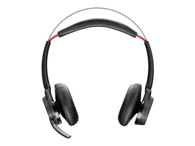 Plantronics Voyager Focus UC B825-M Headset on-ear Bluetooth wireless