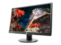 "HP V214a - LED monitor - 20.7"" (20.7"" viewable) - 1920 x 1080 Full HD (1080p) - TN - 200 cd/m² - 600:1 - 5 ms - HDMI, VGA - speakers - black"
