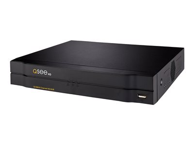 Q-See QC888 NVR 8 channels networked