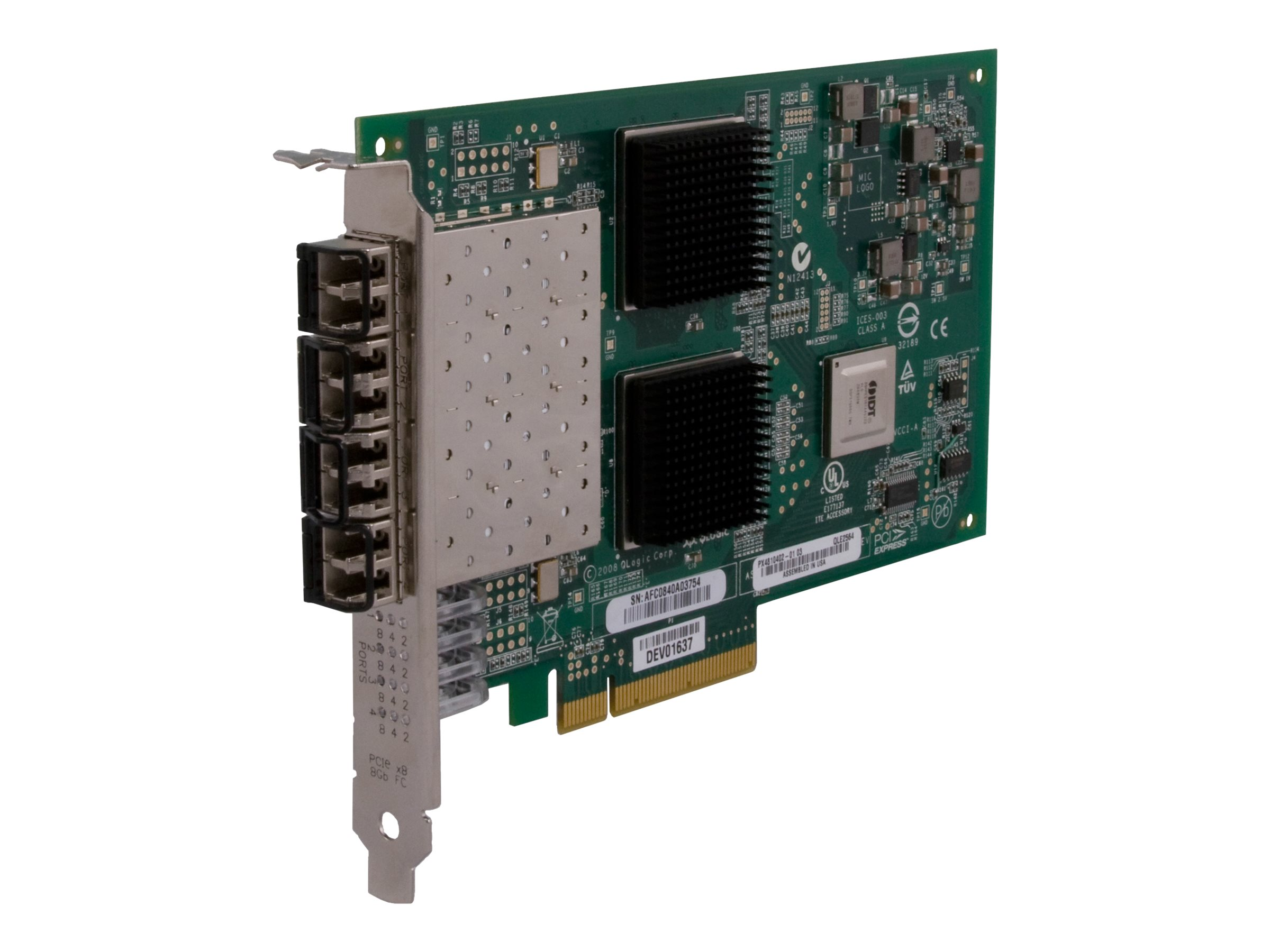 QLogic QLE2564 - host bus adapter