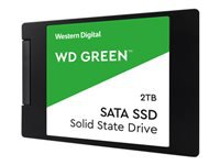 Picture of WD Green SSD WDS200T2G0A - solid state drive - 2 TB - SATA 6Gb/s (WDS200T2G0A)