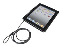 CTA CTA Anti-Theft Case for tablet ABS plastic