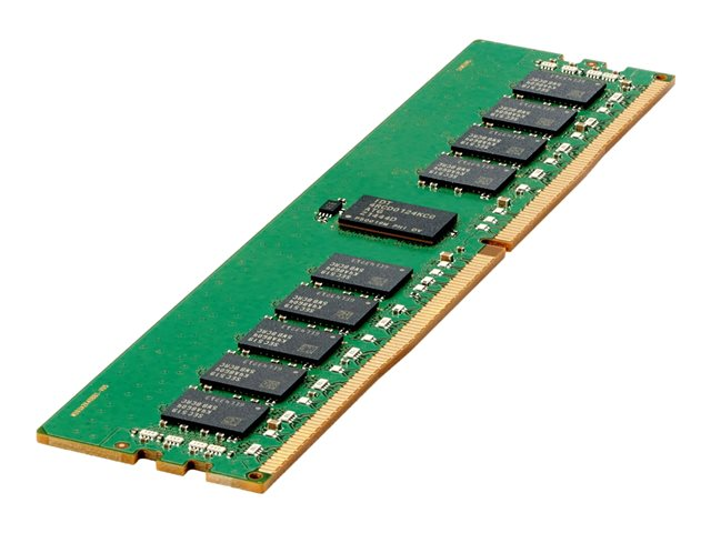 HPE SmartMemory - DDR4 - 64 Go - module LRDIMM 288 broches - 2666 MHz / PC4-21300 - CL19 - 1.2 V - Load-Reduced - ECC