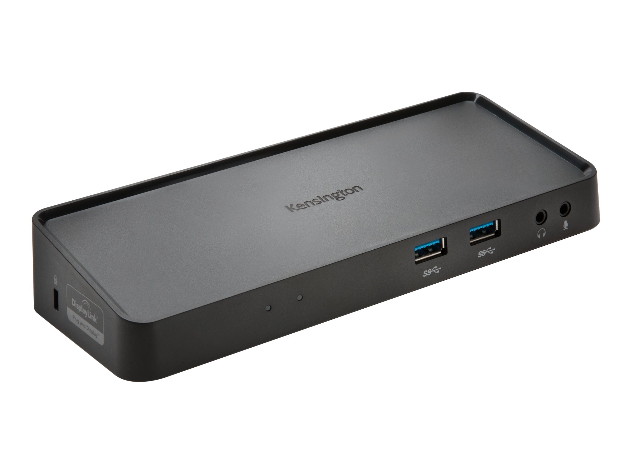 Kensington SD3600 Universal USB 3.0 Mountable Docking Station - Docking Station - (USB) - GigE