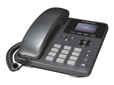 Fortinet FortiFone FON-175 - VoIP phone - 3-way call capability