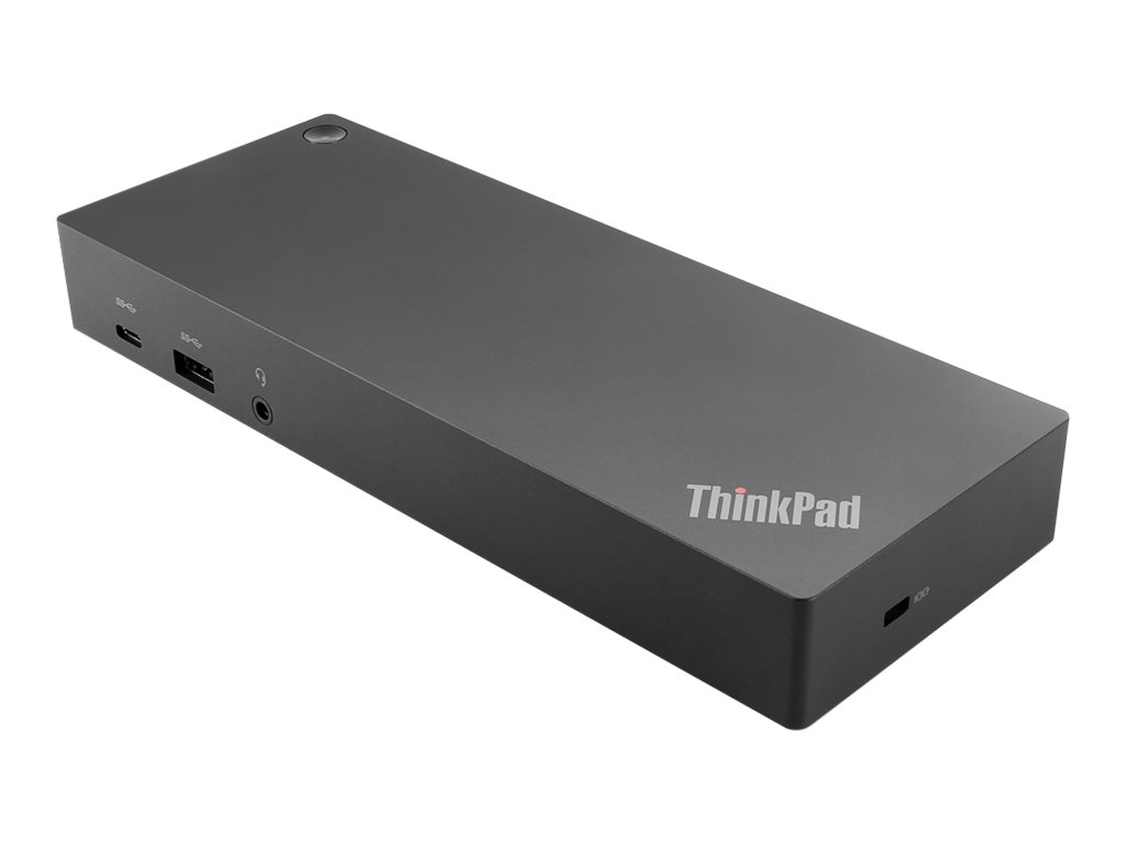 Lenovo ThinkPad Hybrid USB-C with USB-A Dock - docking station - 2 x HDMI, 2 x DP