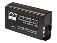 Brother BA-E001 Printer battery 1 x lithium ion
