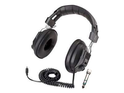 Califone Classroom Pack 3068AV-10L Headphones full size wired 3.5 mm jack