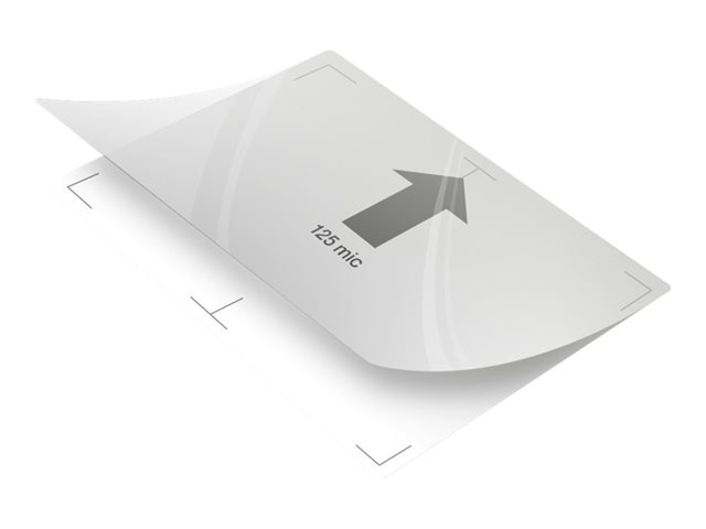 Image of GBC HighSpeed Pouch - 100-pack - clear - lamination pouches