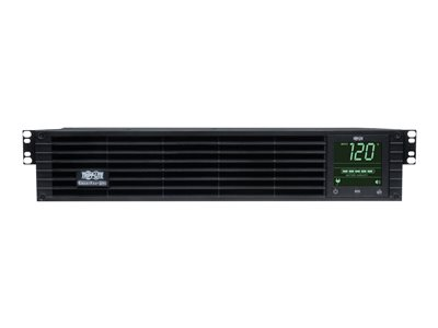 Tripp Lite UPS Smart 2200VA 1920W Rackmount AVR 120V Preinstalled WEBCARDLX Pure Sign Wave USB DB9