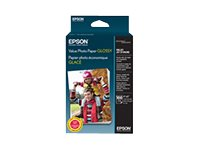 Epson Value Photo Paper Glossy Glossy 4 in x 6 in 20 sheet(