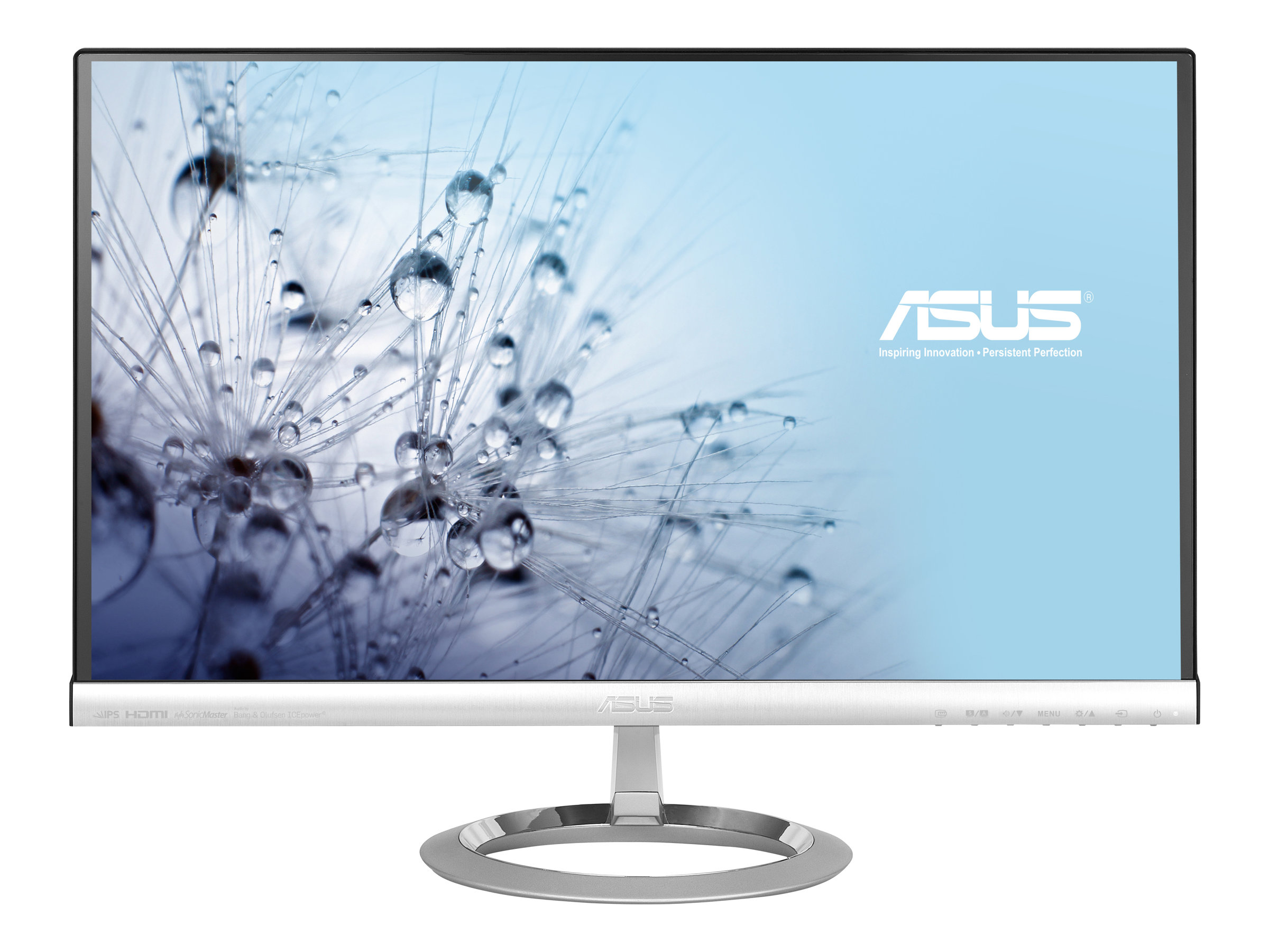 ASUS MX239H - LED-Monitor - 58.4 cm (23