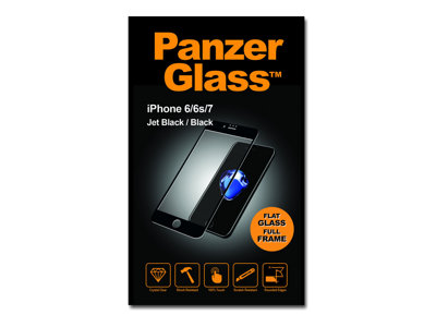 PanzerGlass Sort Transparent