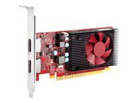 AMD Radeon R7 430 - Graphics card - Radeon R7 430 - 2 GB GDDR5 - PCIe 3.0 x16 low profile - DisplayPort, VGA - promo - for HP 280 G4 (SFF); 290 G2 (SFF); Desktop Pro A G2 (micro tower), Pro G2 (micro tower); EliteDesk 705 G4 (micro tower, SFF), 705 G5 (SFF), 800 G4 (SFF, tower), 800 G5 (SFF, tower); ProDesk 400 G5 (micro tower, SFF), 400 G6 (micro tower, SFF), 600 G4 (micro tower, SFF), 600 G5 (micro tower, SFF)