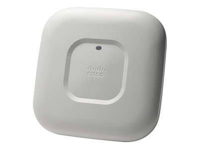 equal2new CISCO AIRONET 1702I IEEE 802.11ac WIRELESS ACCESS POINT ISM Band UNII BAND 2 x NETWORK (RJ-45)